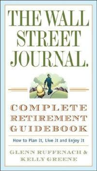 The wall street journal. Complete retirment guidebook носки soxshop набор короли с уолл стрит