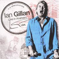 Иэн Гиллан Ian Gillan. Live In Anaheim (2 CD) туфли zenden collection zenden collection ze012amvsa51
