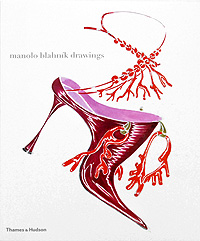 Manolo Blahnik Drawings seeing things as they are