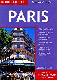 где купить  Paris: Travel Guide (+ Pull-out Travel Map)  по лучшей цене
