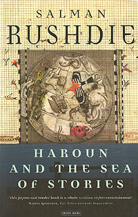 Haroun and the Sea of Stories rushdie salman haroun and luka