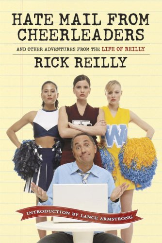 Sports Illustrated: Hate Mail from Cheerleaders and Other Adventures from the Life of Reilly editors of sports illustrated editors of sports illustrated sports illustrated alabama football