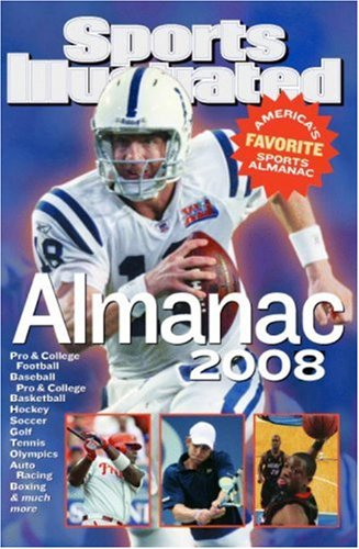 Sports Illustrated: Almanac 2008 (Sports Illustrated Sports Almanac) scapa sports pубашка
