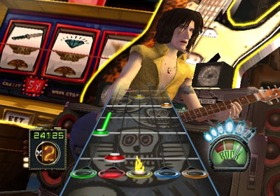 Guitar Hero:  Aerosmith (Wii) RedOctane