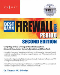 The Best Damn Firewall Book Period syngress configuring isa server 2000