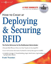 How to Cheat at Deploying & Securing RFID how to cheat at voip security how to cheat how to cheat how to cheat