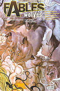 Fables Vol. 8: Wolves jack of fables vol 9 the end