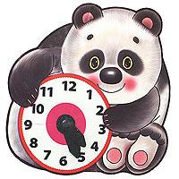 "Часы ""Медвежонок"", Дрофа-Медиа"