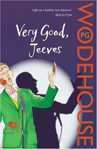 Very Good, Jeeves right ho jeeves