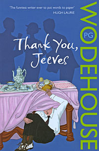 Thank You, Jeeves right ho jeeves