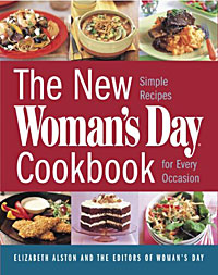 New Woman's Day Cookbook: Simple Recipes for Every Occasion author name tbc the fasting day cookbook