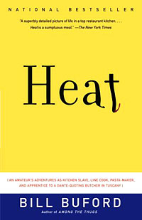 Heat: An Amateur's Adventures as Kitchen Slave, Line Cook, Pasta-Maker, and Apprentice to a Dante-Quoting Butcher in Tuscany radcliffe a the italian