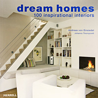 Dream Homes: 100 Inspirational Interiors color it chic dressy interiors by you