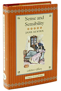 Sense and Sensibility (подарочное издание) jane austen sense and sensibility