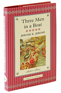 Three Men in a Boat (подарочное издание) three men in a boat cd