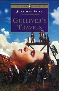 Gulliver's Travels (Puffin Classics) the custom of the country