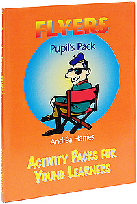 Activity Packs for Young Learners: Flyers - Pupil's Pack (комплект из 2 книг)
