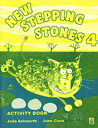 New Stepping Stones 4: Activity Book