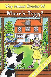 Way Ahead Reader 1C: Where's Tiggy? looking inside