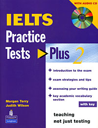 IELTS Practice Tests Plus 2 (+ 3 CD) gould p clutterbuck m focusing on ielts academic practice tests with answer key 3cd