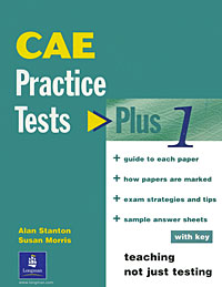 Cae Practice Tests Plus 1