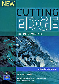 New Cutting Edge: Pre-Intermediate: Student's Book with Mini-dictionary new cutting edge intermediate student s book mini dictionary and cd rom