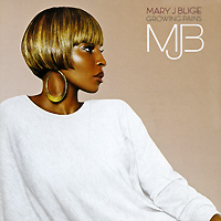 Мэри Джей Блайдж Mary J Blige. Growing Pains. Limited Edition (CD + DVD) mary j blige the tour
