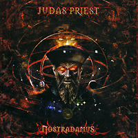 Judas Priest Judas Priest. Nostradamus (2 CD) judas priest judas priest british steel