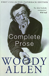 Woody Allen. Complete Prose 10pcs set the complete collection of murals unearthed in china 10 volumes