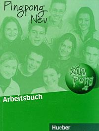 Pingpong Neu 2: Arbeitsbuch pingpong neu 1 arbeitsbuch
