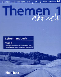 Themen Aktuell 1: Lehrerhandbuch ботинки der spur der spur de034amwiz42