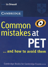 Common Mistakes at PET... and How to Avoid Them the common link
