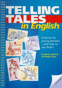 Telling Tales in English: Using Stories with Young Learners telling stories of war