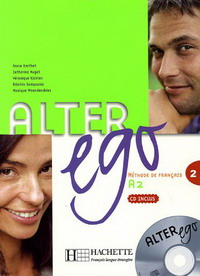 Alter ego, A2: Methode de francais (+ CD-ROM)