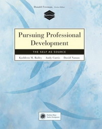 Pursuing Professional Development: Self as Source (Teachersource): Self as Source (Teachersource) on my own