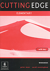 Cutting Edge: Elementary: Workbook with Key цена 2017