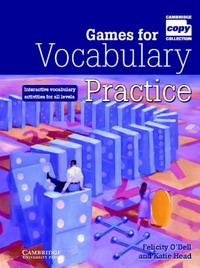 Games for Vocabulary Practice: Interactive Vocabulary Activities for All Levels card tricks and games book