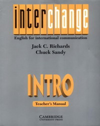 Interchange Intro Teacher's Manual: English for International Communication point systems migration policy and international students flow