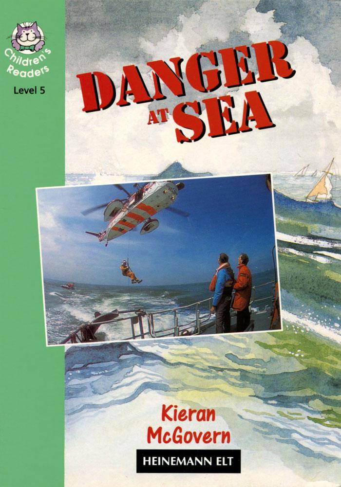 Danger at Sea: Level 5 rogan c lifeboat