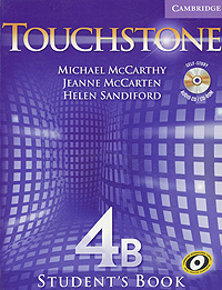 Touchstone Student's Book 4b (+ CD-ROM) hewings martin thaine craig cambridge academic english advanced students book