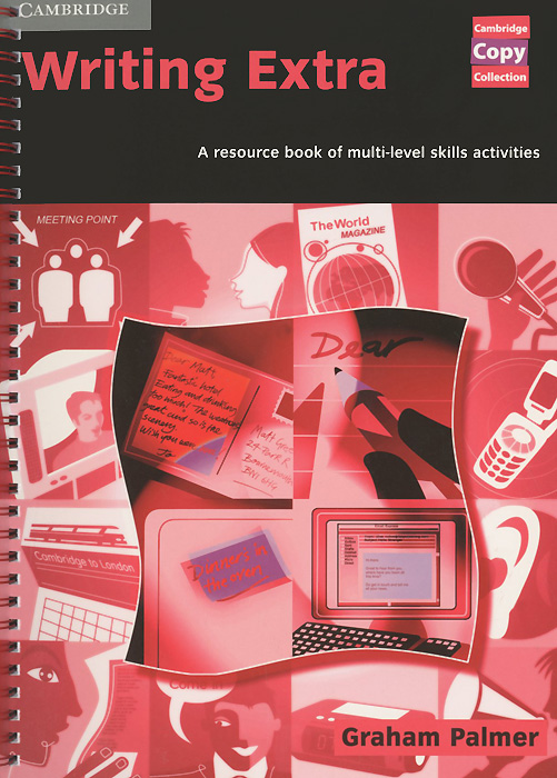 Writing Extra: A Resource Book of Multi-Level Skills Activities tama sg52kh6c cvs stagestar