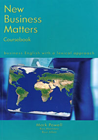 New Business Matters: Coursebook language change and lexical variation in youth language