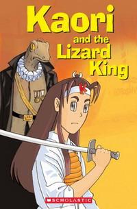 Kaori and the Lizard King Audio Pack (Scholastic ELT Readers) (Scholastic ELT Readers) blog love scholastic elt readers scholastic elt readers