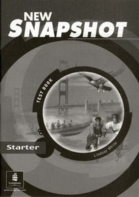 New Snapshot: Starter Level: Test Book (A&B) (Snapshot) new sky starter test book