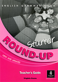 English Grammar Book: Round-Up Starter: Teacher's Guide link up elementary tests