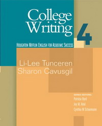 College Writing: Student Text Bk. 4 (English for Academic Success): Student Text Bk. 4 (English for Academic Success) hewings martin thaine craig cambridge academic english advanced students book