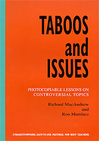Taboos and Issues: Photocopiable Lessons on Controversial Topics marta tsvengrosh arbitration and insolvency conflict of laws issues