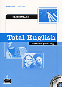 Total English: Elementary: Workbook with Key (+ CD-ROM) global beginner workbook cd key