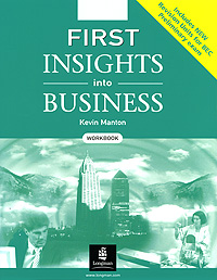 First Insights into Business: Workbook brook hart g clark d business benchmark 2nd edition upper intermediate bulats and business vantage teacher s resource book