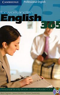 English365: Personal Study Book 3 (+ CD) english 365